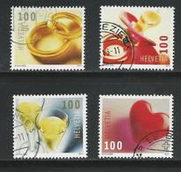 2011 ZNr 1400-1403  (2101) - Gebraucht