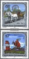 Austria 2248-2249 (complete Issue) Unmounted Mint / Never Hinged 1998 Folklore - 1991-00 Nuevos & Fijasellos