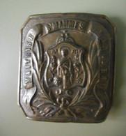 MAITRISE St MAMMES LANGRES - Boucle De Ceinture D'uniforme - Haute-Marne - Sin Clasificación