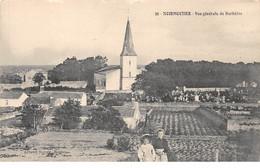 85 .n° 110378 . Noirmoutier . Vue Generale De Barbatre . - Noirmoutier