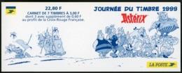 BC 3227 NEUF TB / 1999 Journée Du Timbre Astérix / Valeur Timbres : 21F Soit 3.2€ - Stamp Day