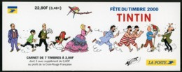 """BC 3305 NEUF TB / 2000 Fête Du Timbre """"TINTIN"""" / Valeur Timbres : 3.49€ - Stamp Day"""