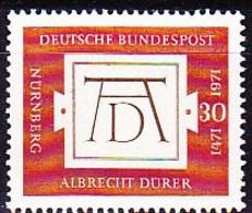 BRD FGR RFA - Albrecht Dürer  (MiNr: 677) 1971 - Postfrisch MNH - Nuevos