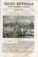 B 3918 - Teatro Universale 1844 - Non Classificati