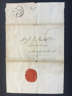 GB 1829 Entire To Maidenhead With 6 Rate Mark - Covers & Documents