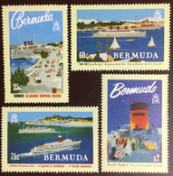 Bermuda 1994 Cruise Ships MNH - Bermudas