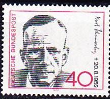 BRD FGR RFA - Kurt Schumacher (MiNr: 738) 1972 - Postfrisch MNH - Nuevos