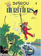 SPIROU ET LES HERITIERS PAR FRANQUIN EDITION 2000 - Spirou Et Fantasio