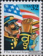 U.S. 2878 (complete Issue) Unmounted Mint / Never Hinged 1997 Musikmarsch - Nuovi