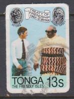 TONGA, USED STAMP, OBLITERÉ, SELLO USADO, - Tonga (1970-...)