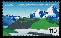 Bund 1999,Michel 2046 ** EM Aus Block 47, C.E.P.T.- Berchtesgaden National Park - Neufs