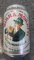 Lattina Italia - Birra Moretti 2  - 33 Cl. -  ( Lattine-Cannettes-Cans-Dosen-Latas ) - Cans