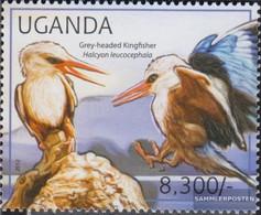Uganda 2789 (complete Issue) Unmounted Mint / Never Hinged 2012 Kingfisher - Uganda (1962-...)