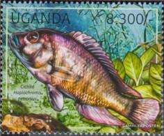 Uganda 2779 (complete Issue) Unmounted Mint / Never Hinged 2012 Freshwater Fish - Uganda (1962-...)