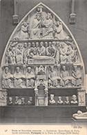 Paris (Musée De Sculpture Comparée) - Cathédrale Notre Dame - Tympan De La Porte De La Vierge - Sculptures