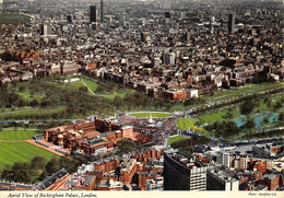 London (Angleterre) - Aerial View Of Buckingham Palace - Andere