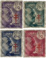 Ref. 85564 * MNH * - SPAIN. 1940. ANTI-TUBERCULOSIS . ANTITUBERCULOSIS - 1931-50 Unused Stamps
