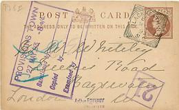 UK. CP P 7 B II (Mi) Blackheath S.O./S.E. > London 30/5/93  Sq. C. LS/005  I A-E SC - Postmark Collection