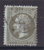 D101 / LOT NAPOLEON N° 19 OBL COTE 50€ - 1862 Napoleon III