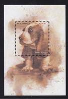 Mozambique 2002 Dog Chien MNH 1 SS ** - Mozambique
