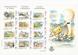 España 1993 Hojita Exposición Filatélica Nacional De Exfilna - Blocs & Hojas