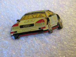PIN'S   AUDI   QUATTRO  V 8  DTM - Audi