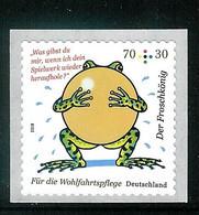 Bund 2018: Mi.-Nr. 3364: Aus Rolle Wohlfahrt: Grimms Märchen    ** - Nuevos