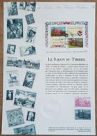 COLLECTION HISTORIQUE - YT BF N°15 - SALON DU TIMBRE - 1993 - 1990-1999