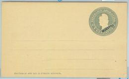 94012 - ARGENTINA - POSTAL HISTORY - STATIONERY COVER Jalil # Tar 18  SPECIMEN - Ganzsachen