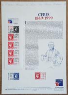 COLLECTION HISTORIQUE - YT N°BC3213 - CERES - 1999 - 1990-1999