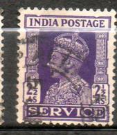 INDE Service Georges VI 1939-43 N° 113 - 1936-47  George VI