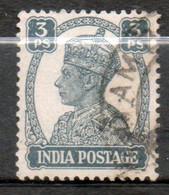 INDE  Georges VI 1939-43 N° 161 - 1936-47  George VI