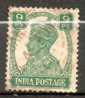 INDE  Georges VI 1939-43 N° 163 - 1936-47  George VI