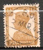 INDE  Georges VI 1939-43 N° 165 - 1936-47  George VI