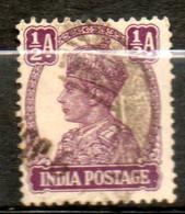 INDE  Georges VI 1939-43 N° 162 - 1936-47  George VI