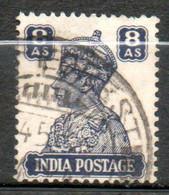 INDE  Georges VI 1939-43 N° 172 - 1936-47  George VI