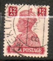 INDE  Georges VI 1939-43 N° 173 - 1936-47  George VI