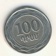 ARMENIA 2003: 100 Dram, KM 95 - Armenia