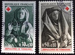 TIMBRES   DE    FRANCE   N° 1779   ET  1780          OBLITÉRÉS  ( LOT:3382  ) - Gebraucht