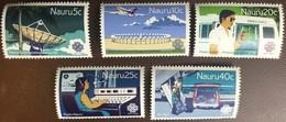 Nauru 1983 Communications Year MNH - Nauru