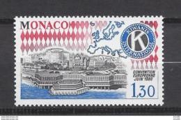 ⭐ Monaco - YT N° 1230 - Neuf Sans Charnière - 1980 ⭐ - Unused Stamps