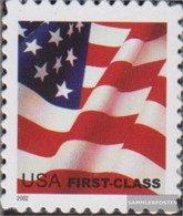 U.S. 3586BA (complete Issue) Unmounted Mint / Never Hinged 2002 Flag - Nuevos