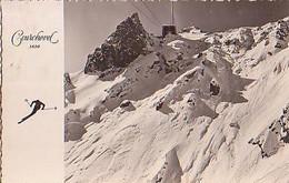Savoie        857        Courchevel.La Gare D'arrivée Du Téléférique à La Sauline - Courchevel