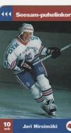 Finland - Ice Hockey - Jari Hirsimäki - TTL-D-154 - Finland