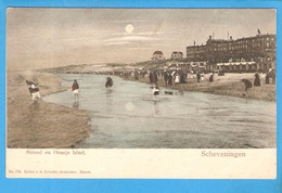 Scheveningen Strand Oranje Hotel Maantje RY48471 - Scheveningen