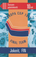 Finland - Ice Hockey - Final Team Jokerit, FIN - TTL-D-139 - Finland