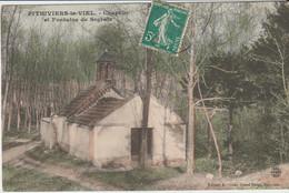 Pithiviers Le Vieil   (45 - Loiret)   Chapelle Et Fontaine De Ségrais - Pithiviers