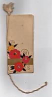 Carnet De Bal Art Déco Patay Bal De La Culture 1931 Orchestre De L'Amicale Concertante Fleurs Sans Son Crayon - Sin Clasificación