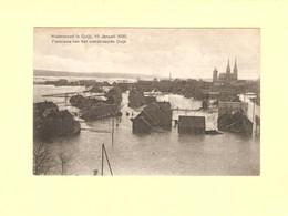 Cuijk Onder Water Watersnood Januari 1920 RY46027 - Other