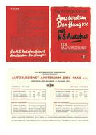 Amsterdam Den Haag NS Autobusdienst 1953 KE5034 - Europe